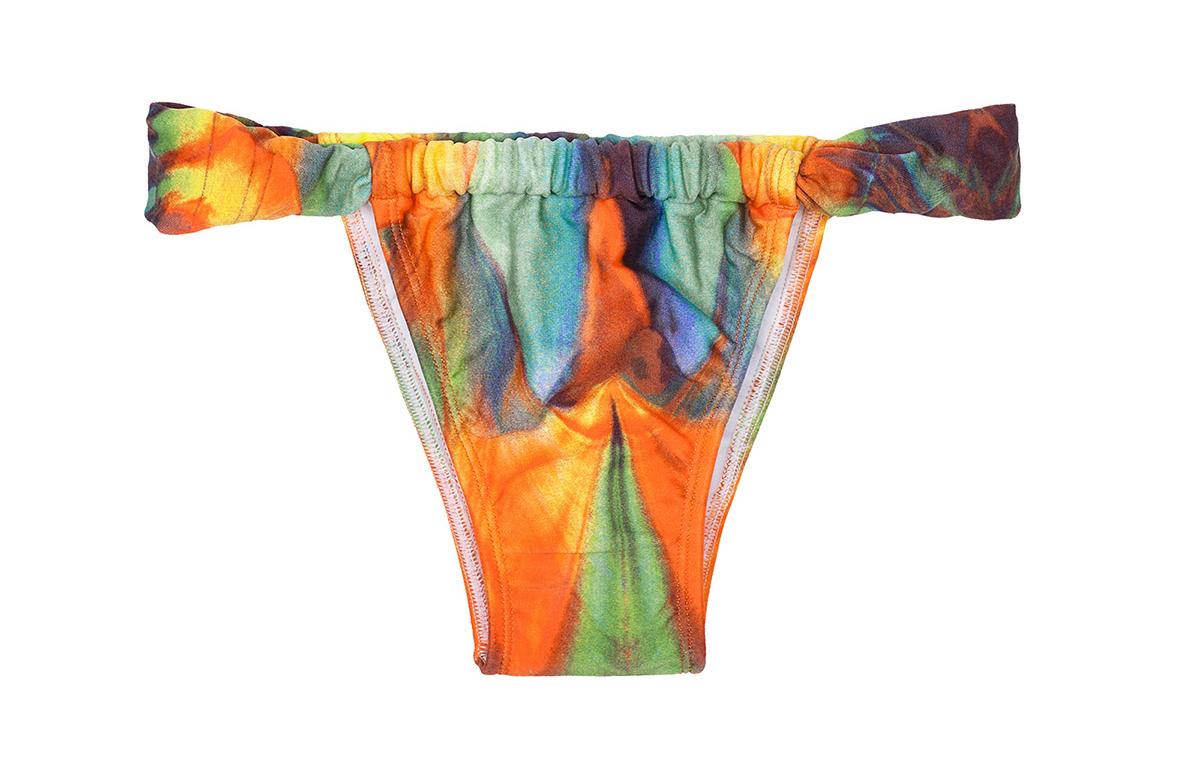 Sliding Lowrise Tanga Bikini Bottom Calcinha Alvarenga