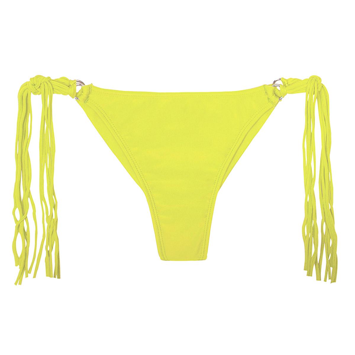 Partes De Abajo De Bikini Brasileño - Calcinha Franja Acid Fio