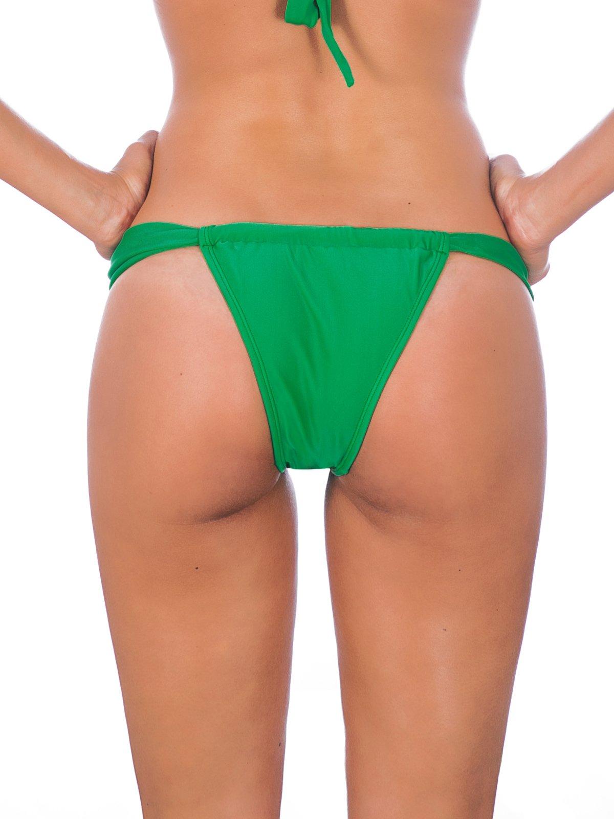 negozio online b55bd 00654 Tanga Verde Regolabile A Vita Bassa - Peterpan Sumo