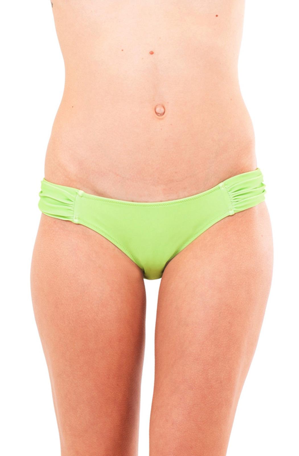 Calvin Klein Swim High Waist Bikini Rustic Red | MYER