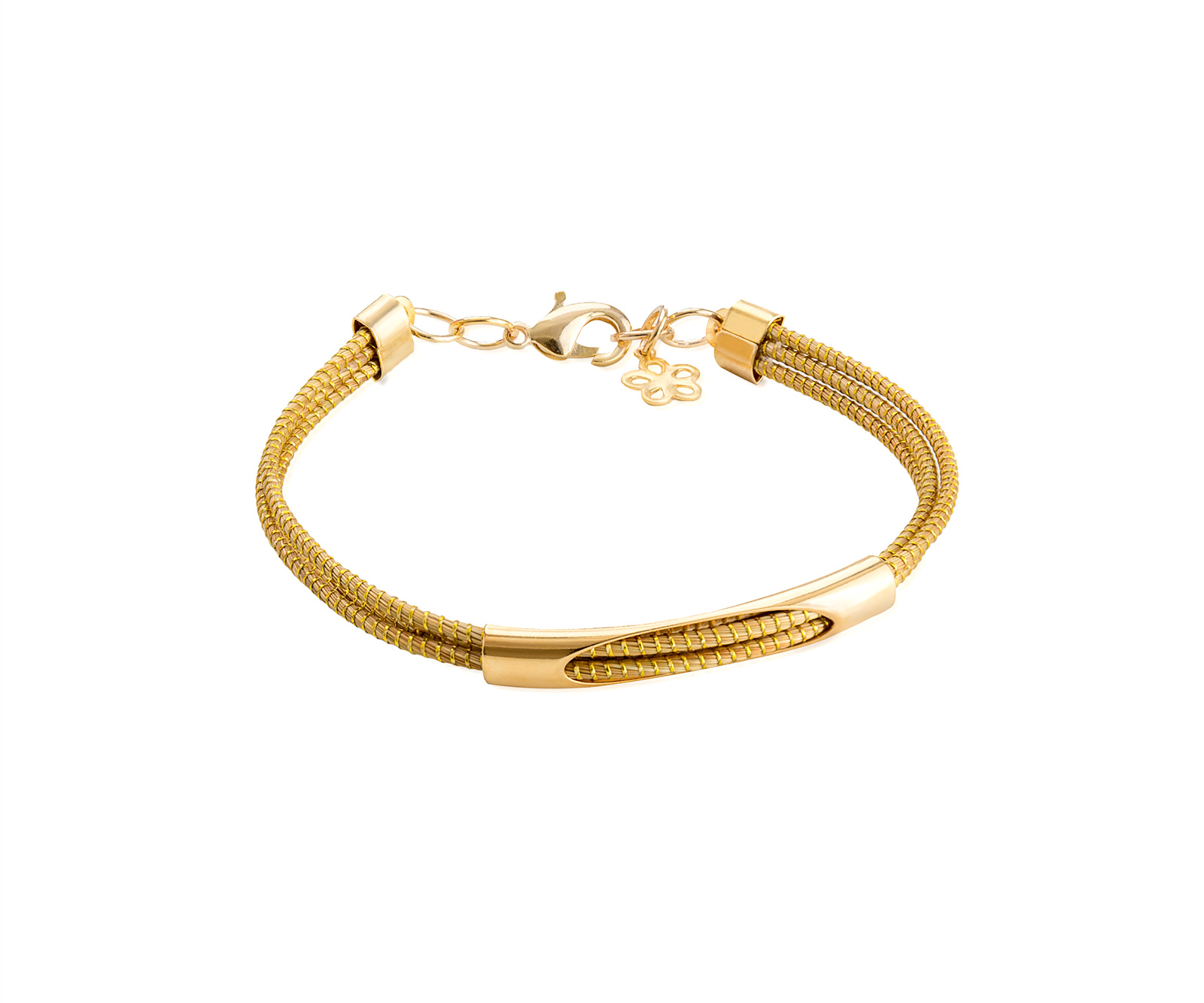 mens bhp ebay golden bracelet gold