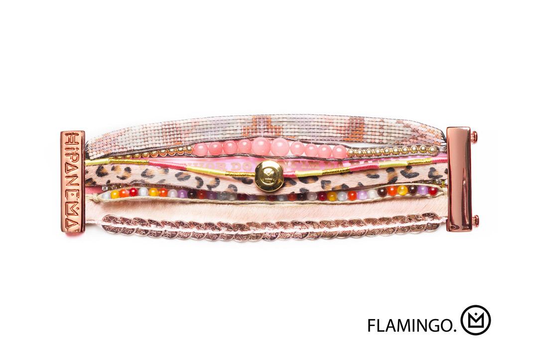 hipanema bracelet hipanema flamingo 100 jours pour changer. Black Bedroom Furniture Sets. Home Design Ideas