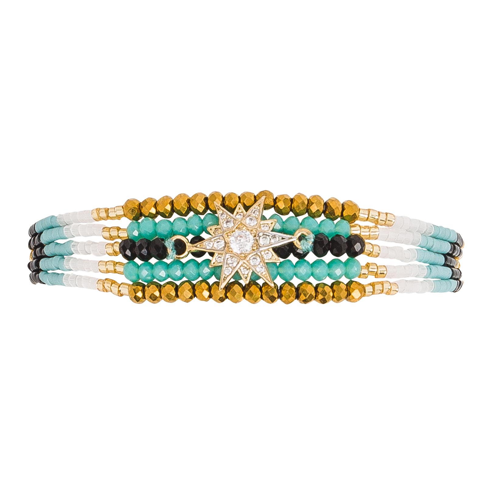 new products 8bd34 041df Hipanema Arizana Turquoise