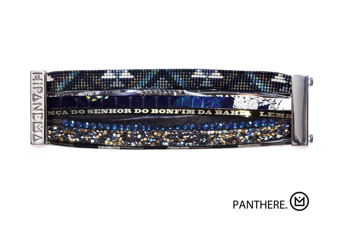 Bracelet HIPANEMA PANTHERE