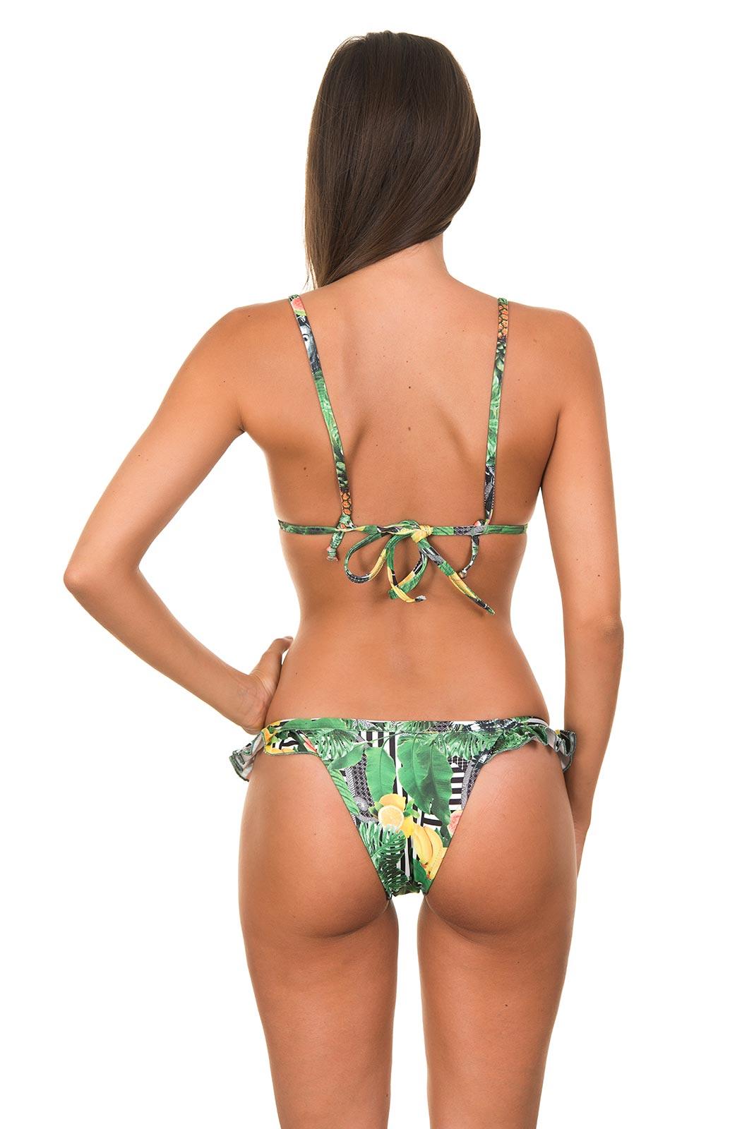 maryssil tropischer bikini mit r schen chica boom. Black Bedroom Furniture Sets. Home Design Ideas