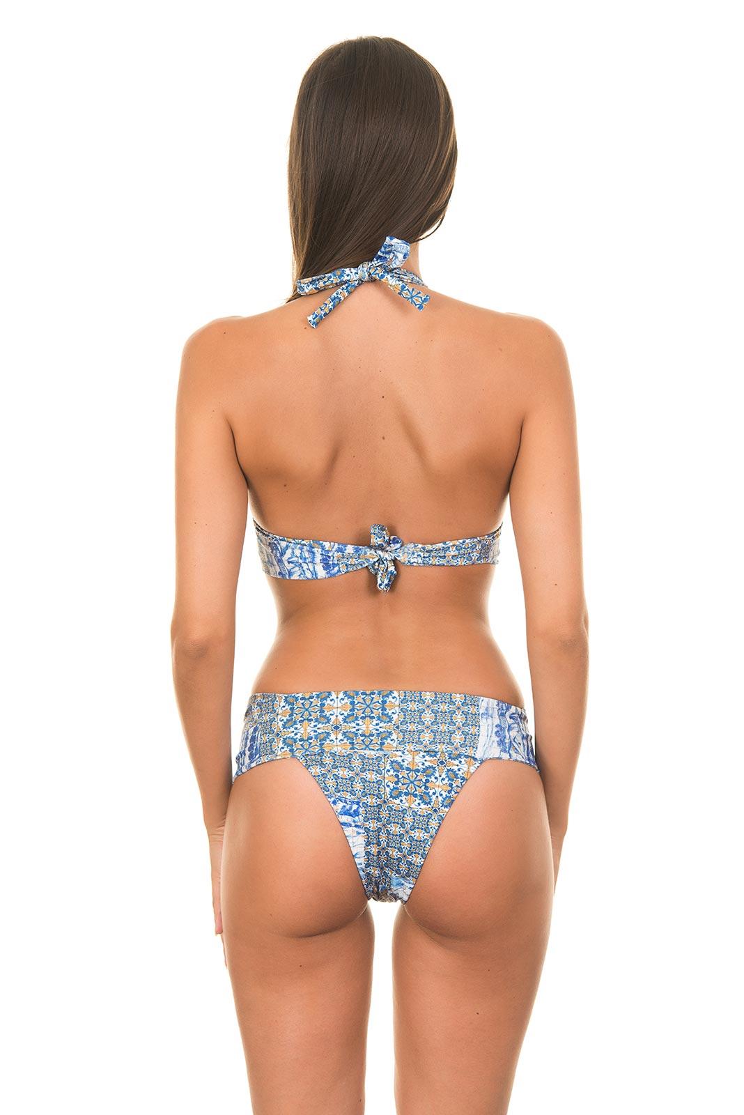 maryssil triangle bikini azulejos mit breitem bund gale. Black Bedroom Furniture Sets. Home Design Ideas
