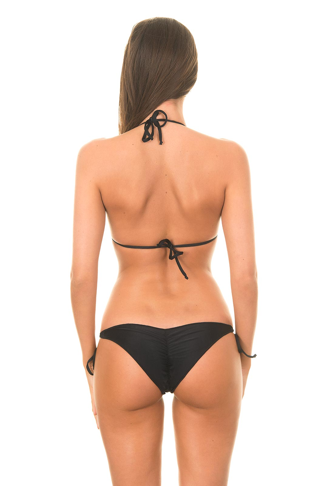 Brazilian Bikinis All of the world thinks that a Brazilian woman has a special touch, and this is not only in the color of her skin and in her curves but also in her personality. If there a garment that reflects this way of being, without doubt it is a Brazilian-style bikini.