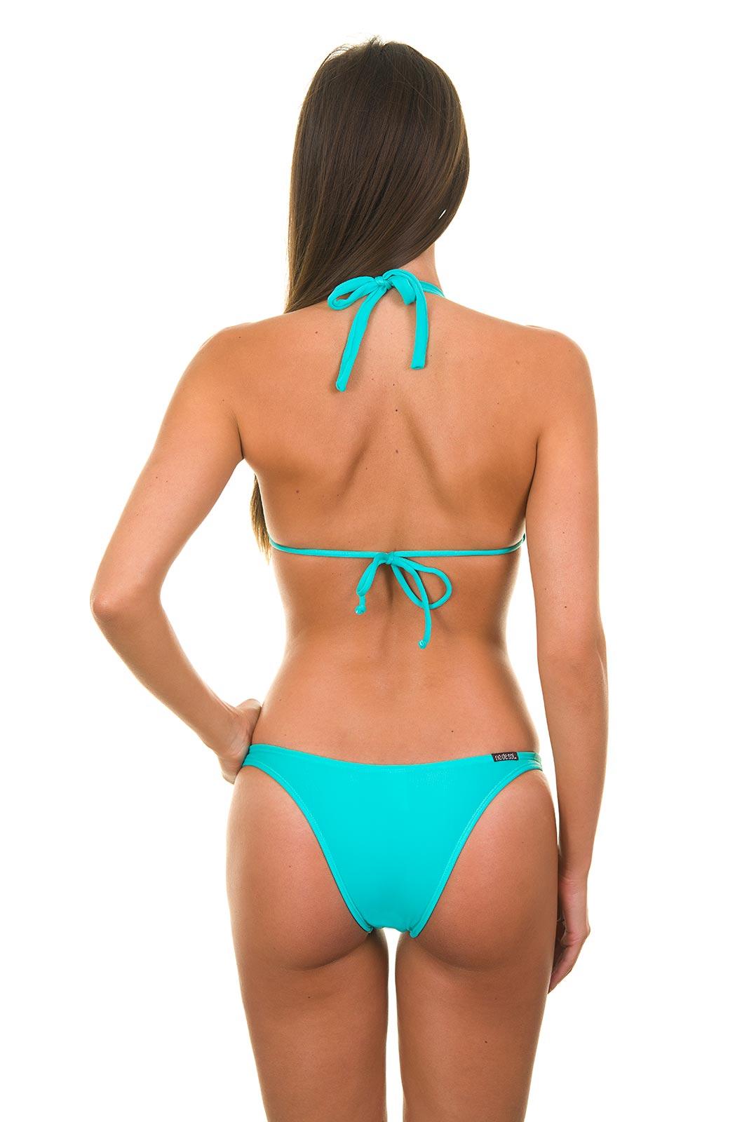 015838176afa7 Sky Blue Push-up Triangle swimsuit - Sky Cortinao Basic - Rio de Sol