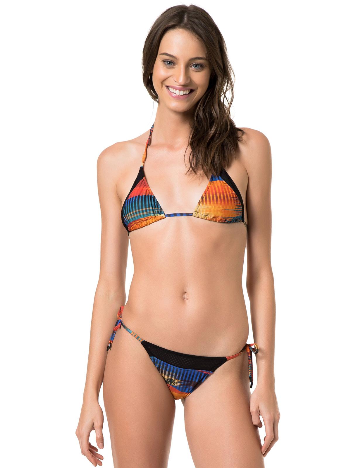 el más nuevo 75f40 d838f Bikini Brasileño Deportivo, En Colaboración Con Adidas - Orange Rio