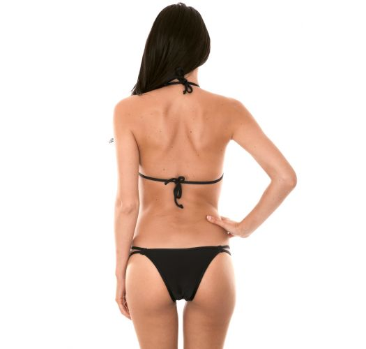 Brazilske bikini kopalke - RiodeSol PRETO DUO