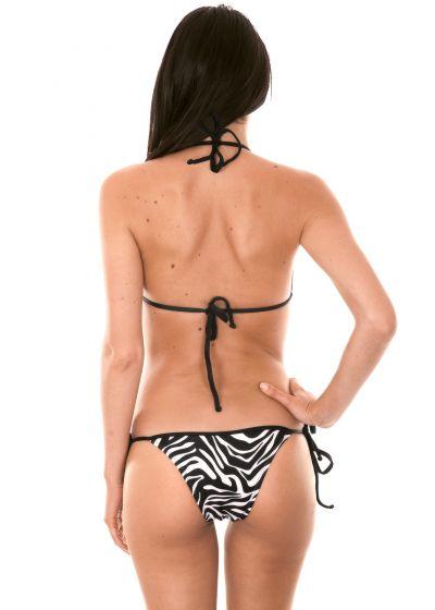 Бразильское бикини  - RiodeSol ZEBRADO