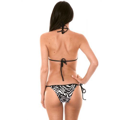 Bikini Bresilien - RiodeSol ZEBRADO