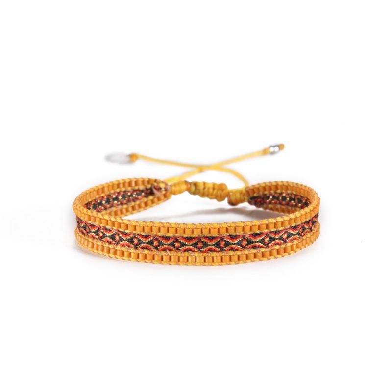 Bracelet CANAL PUMPKIN