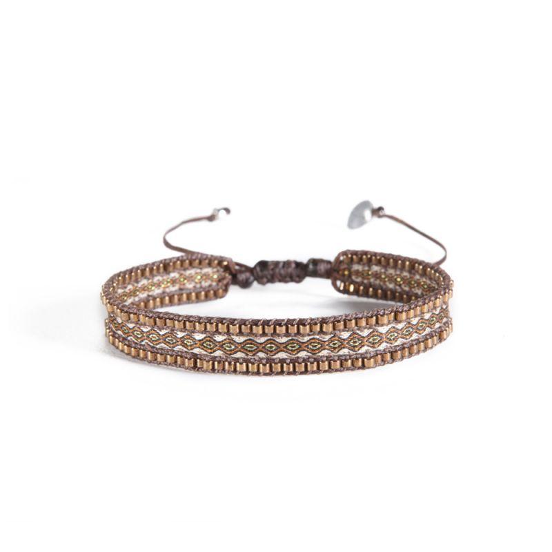 Bracelet CANAL COOPER GOLD