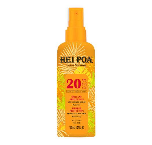 Слънцезащитен крем с манои и аромат на тиаре,�SPF20 - LAIT AU MONO� SPF20 150ML