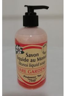 Liquid monoi soap 250 ml - TIKI SAVON LIQUIDE MONOI TIARE 250ML