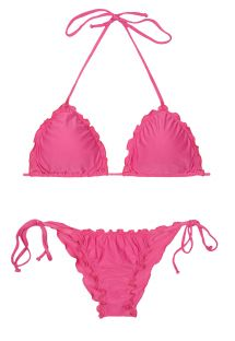 Braz�liai Bikini - LULI PINK