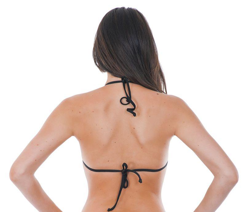 Bikiniöverdel - STRAPPY PRETO