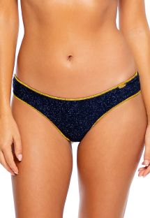 BOTTOM LUXE STITCH FREE STARDUST MIDNIGHT BLUE