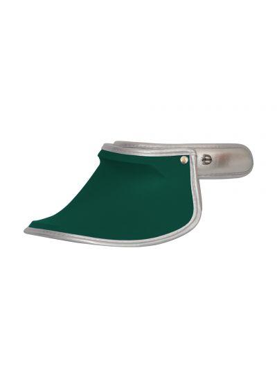 Green sun visor - AMAZON VISOR