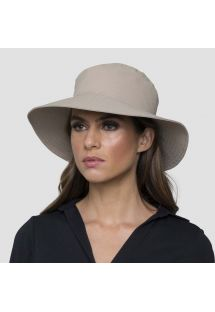 CHAPEU CALIFORNIA AREIA - SOLAR PROTECTION UV.LINE