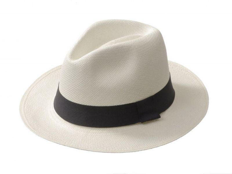Panama Hatt CLASSIC BLANCO