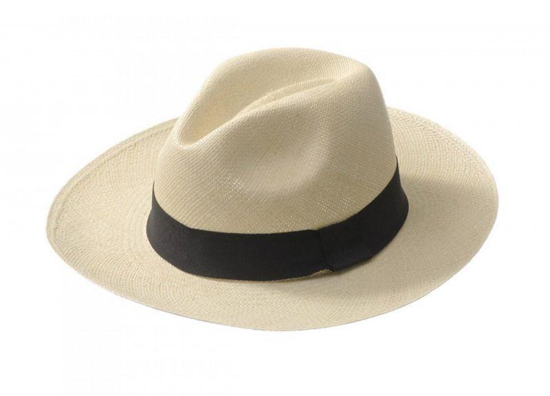 Panama Hat - CLASSIC NATURAL