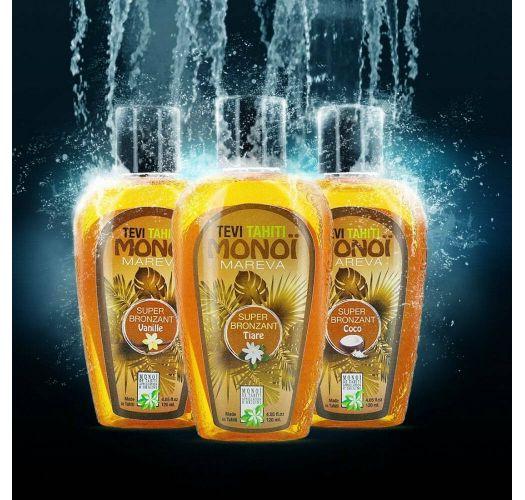 MONOI SUPER TANNING COCO 125ML