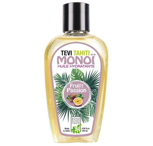 Моной де Таити, таитянское масло моной с ароматом маракуйи, флакон с \