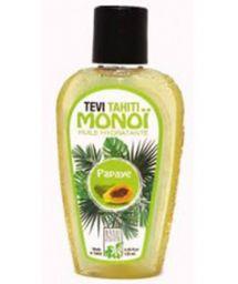 Monoi de Tahiti parfym med papaya doft, tatuerande flaska - MONOI GOURMAND PAPAYE 120ML