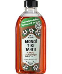 Kokosnöt Monoi SPF 3, paraben fri - Tiki Monoi Coco SPF3 120 ml