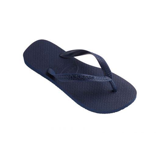 Japanke - HAVAIANAS TOP NAVY BLUE