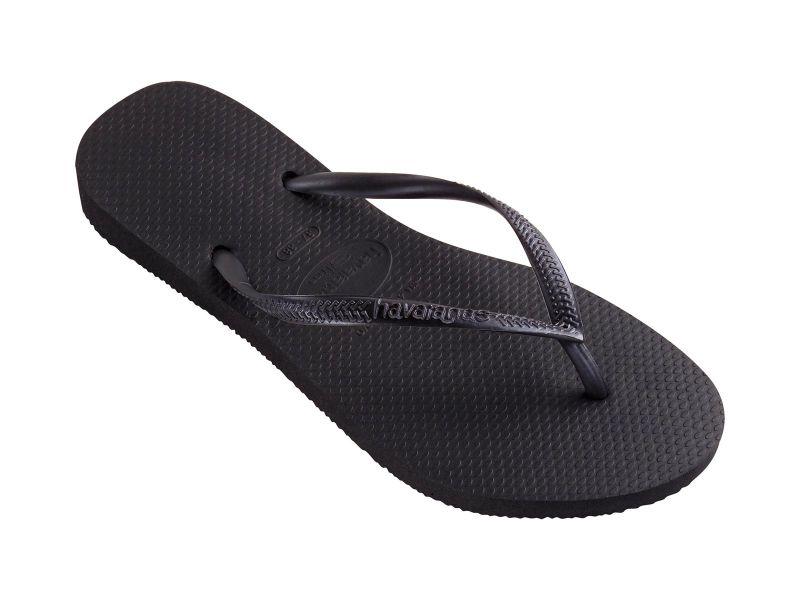 Flip-Flops - Slim Black