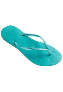 Chanclas - Slim Pool Green