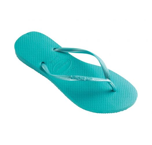 Flip-Flops - Slim Pool Green