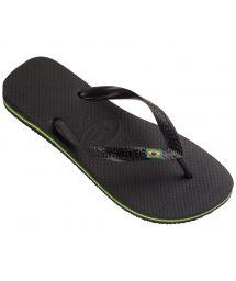 Sandaler -  Brasil Black