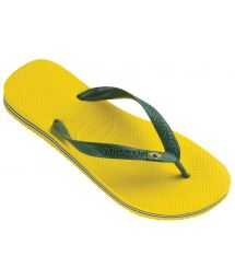 Flip-Flops - Brasil Citrus Yellow