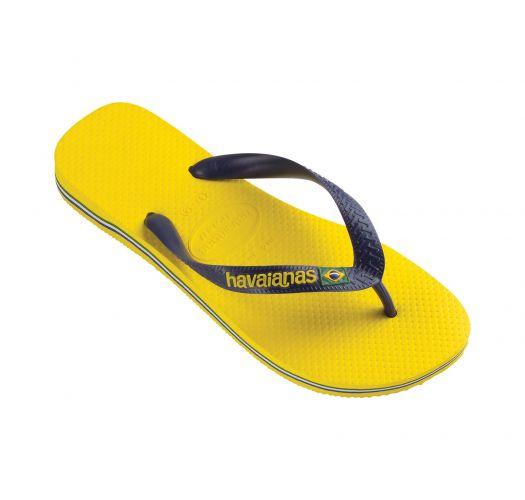 Slippers - BRASIL LOGO CITRUS YELLOW