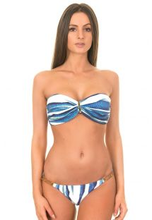 Bikini typu bandeau - BAOBA