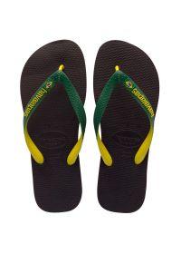Flip-Flops - Brasil Mix Black