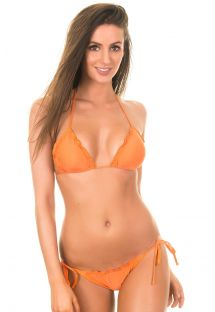 Braziliaanse Bikini - LULI ORANGE