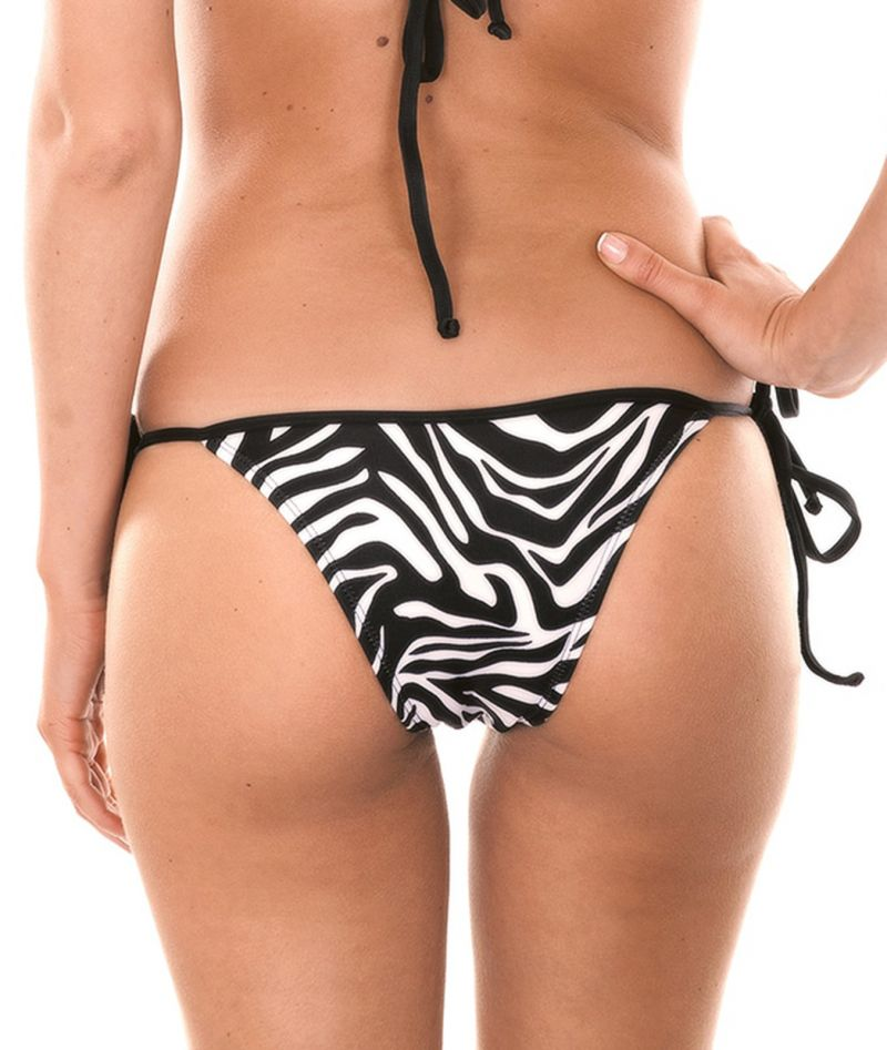 Brazilian bottom - CALCINHA ZEBRADO