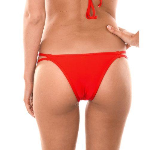 Brazilian bottom - CALCINHA RED DUO