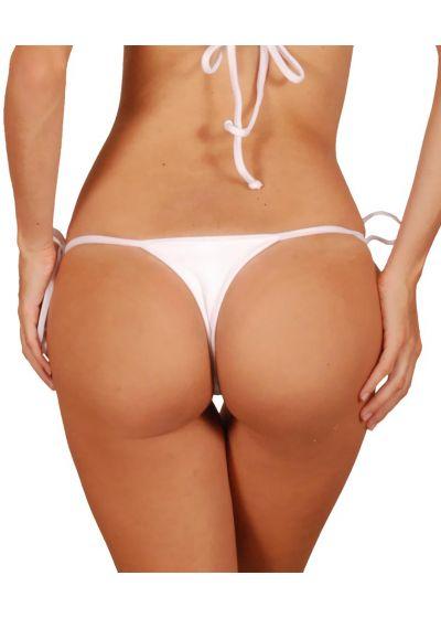 Thong bottom - CALCINHA BRANCO MICRO