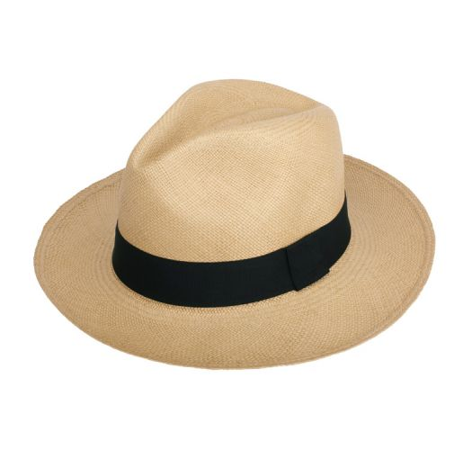 Panama klobouky - CLASSIC Ocher