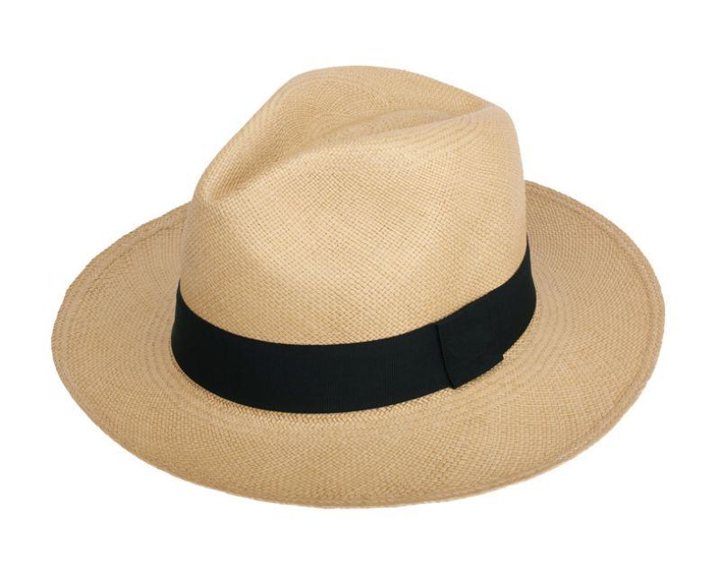 Panama Hatt CLASSIC Ocher