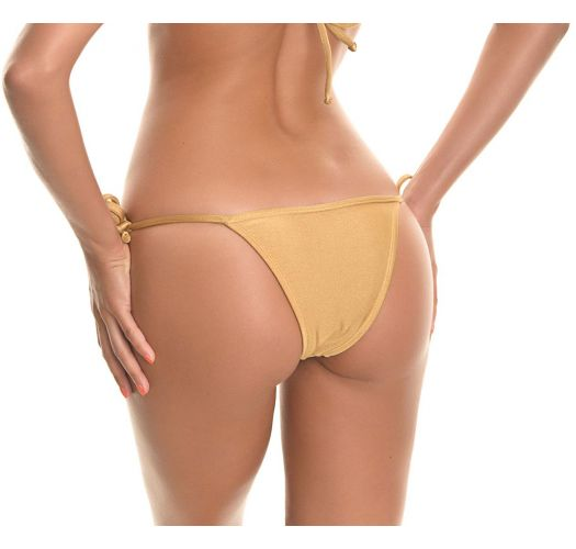 Brazilian bottom - CALCINHA DOURADO