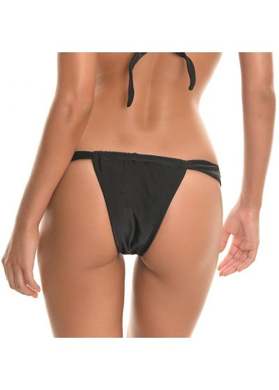 Adjustable bottom - CALCINHA OURO PRETO
