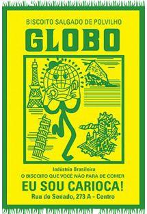 50-års jubilæums-Cangaen fejrer Biscoito Globo: cookies og kiks