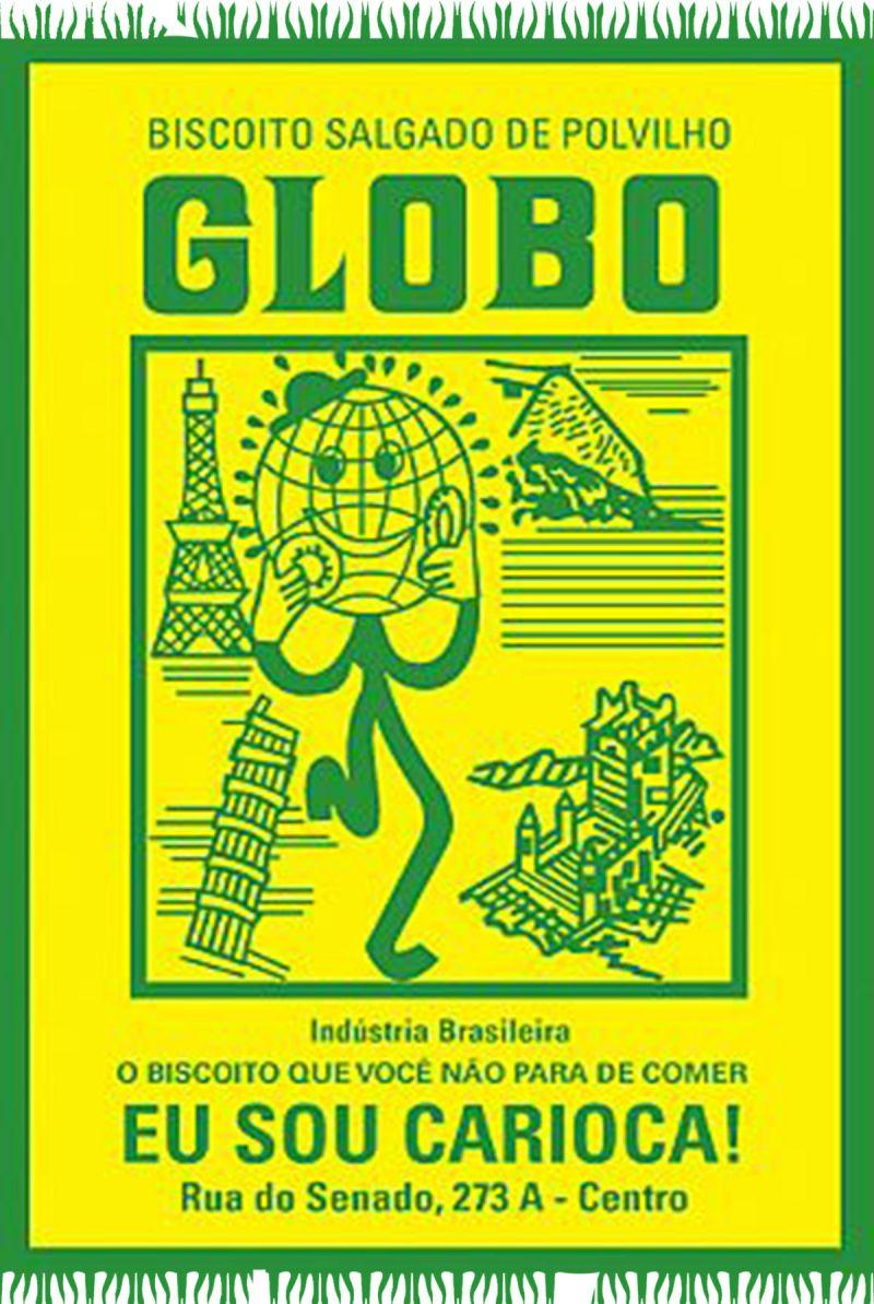Kangan firar Biscoito Globos 50-års jubileum, de som har cookies och kex